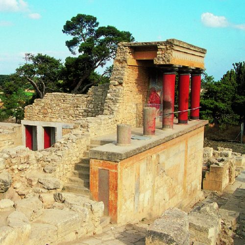 Knossos – Archeological Museum